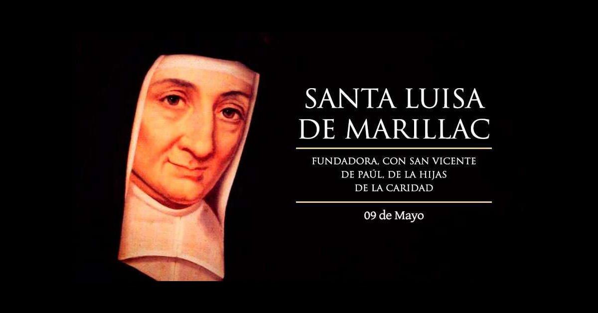 Celebración Institucional: Santa Luisa de Marillac