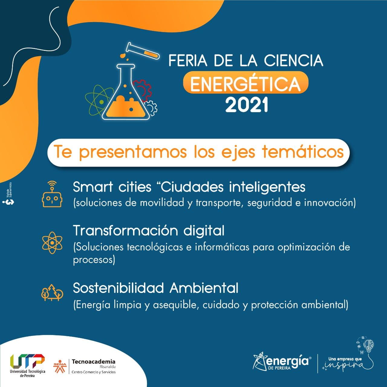 FERIA DE LA CIENCIA ENERGÉTICA 2021